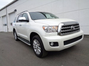 Used 2013 Toyota Sequoia Platinum For sale